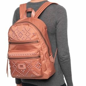 NWT Frye Dusty Rose Backpack $248 Retail
